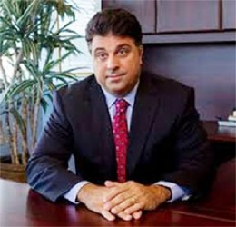 Jamaican businessman Joe Issa