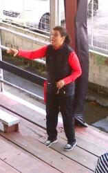 Businesswoman and teacher Sheree Baron