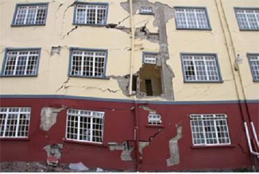 Las Alturas Damaged Unit