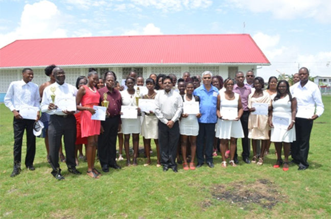 28 graduate after information technology training stabroek news