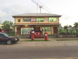 The Bourda Post Office