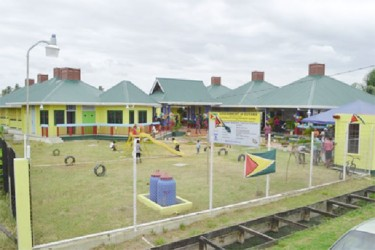 The No.77 Village nursery school (GINA photo)