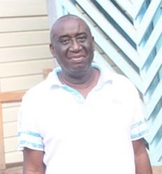 Mabaruma businessman Gary James