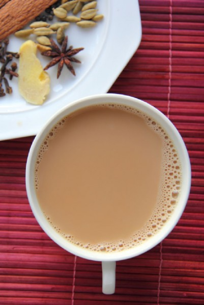 Masala Chai (Photo by Cynthia Nelson)