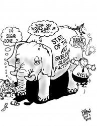 20150410Business Cartoon