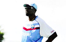 Sir Curtly Ambrose ... set to launch autobiography.