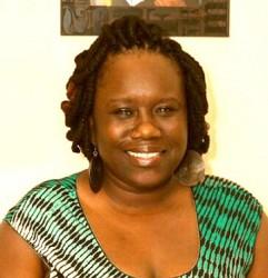 Asst Lecturer, UWI, St Augustine, Nequesha Dalrymple