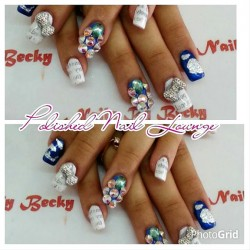 Nails of beauty