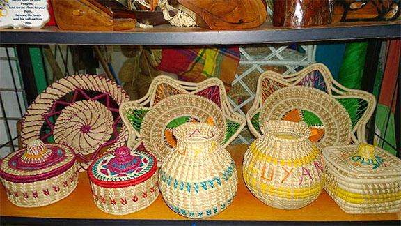 Jamaican Christmas Crafts
