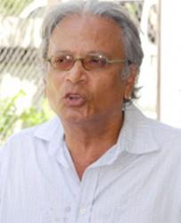Dr Rupert Roopnarine