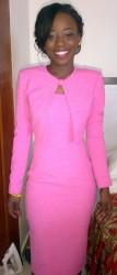 Mua: Bromeliad Rnc; Outfit: Indra Jaipersaud