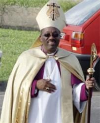 Bishop Cornell Moss