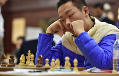 At 16 years old, Wei Yi (in photo) became the youngest chess champion of China when he emerged victorious in the Chinese Chess Championship in Xinghua recently. It is now apparent that youngsters are excelling in the rich ancient game beginning with Norway's Magnus Carlsen, who won the world championship title when he was 22, two years ago. Following his victory, Yi was catapulted to No 30 in the rankings by the World Chess Federation. Some chess analysts are of the view that Yi could be a likely challenger in due course for Carlsen.