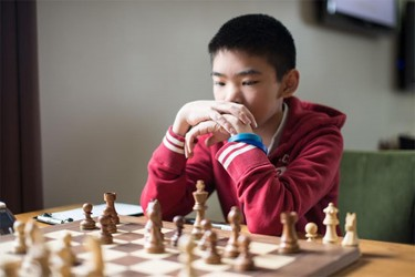 Jeffery Xiong, 14, startled a number of strong grandmasters when he won the rigorous Chicago Open chess tournament recently. With his victory, Xiong (in photo) qualified as a certified chess grandmaster, one of the youngest worldwide. In the latest FIDE rating list, Xiong is placed at 2522. His biggest challenge at present would be to qualify for the prestigious 2016 US Chess Championship.