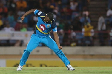 Shannon Gabriel claimed 3-19 from his four outstanding overs.