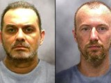 David Sweat (right) and Richard Matt