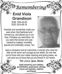 Enid Grandison