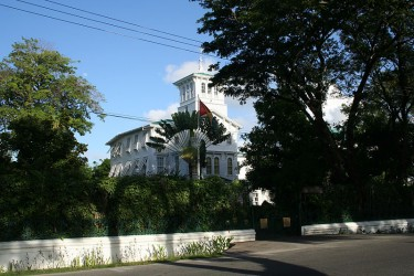 Prime Minister Residence (Ian Mackenzie, Wikipedia  commons)