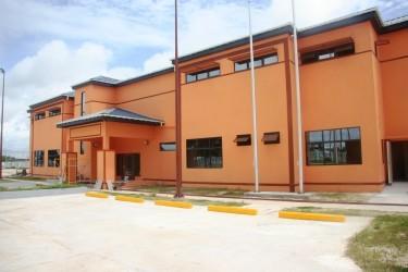 Guyana Police Force's Forensic laboratory