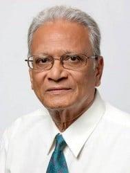 Dr Rupert Roopnaraine