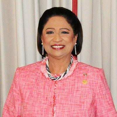 Kamla Persad- Bissessar