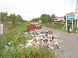 This Government of Guyana bin at Good Success, East Bank Demerara overflows and is surrounded by garbage.