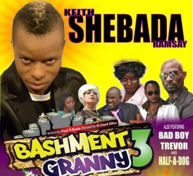 A Bashment Granny 3 poster