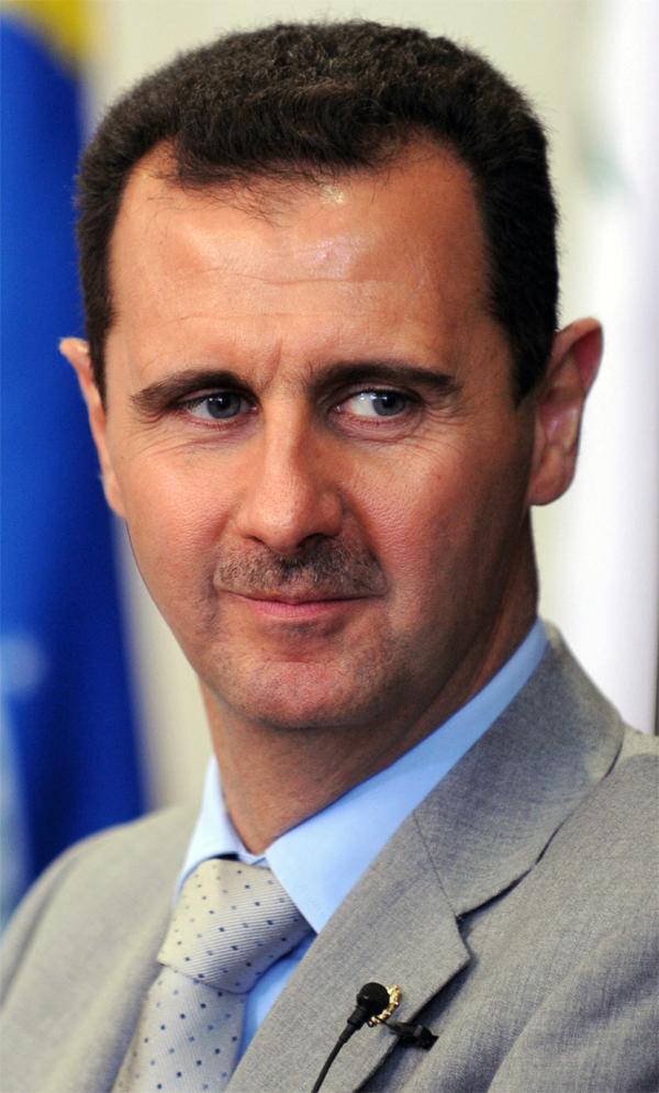 Baschar Assad