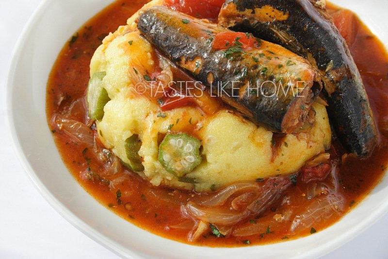 African food links stabroek news for African fish recipes