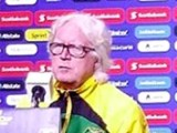 Reggae Boyz coach Winfried Schafer