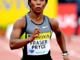 Jamaican Shelly-Ann Fraser-Pryce
