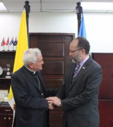 caricom and the vatican