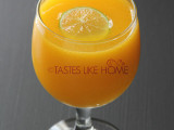 Mango Daiquiri Photo by Cynthia Nelson