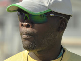 Garvin Nedd is out to help the country's spinners to become better bowlers