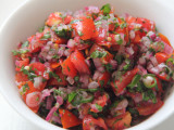 Pico de Gallo Photo by Cynthia Nelson