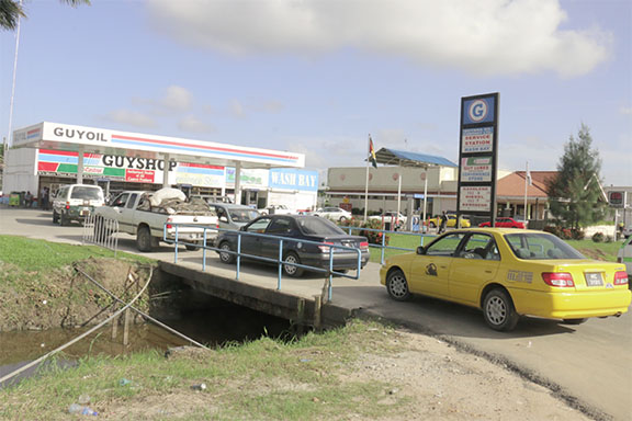 guyoil fuel prices to go down stabroek news. Black Bedroom Furniture Sets. Home Design Ideas