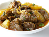 Lamb Curry with Potatoes (Iron + Vitamin C)  Photo by Cynthia Nelson