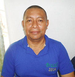 John Flores said that he has no interest in the GFF presidency and is committed to volleyball.