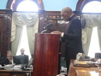 President lays out detailed case for Guyana over border issues