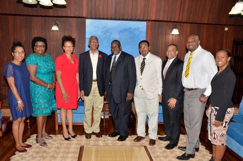 mvsr alumni meet the president