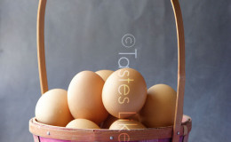 Stock up on fresh eggs (Photo by Cynthia Nelson)