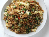 Okra Fried Rice (Photo by Cynthia Nelson)