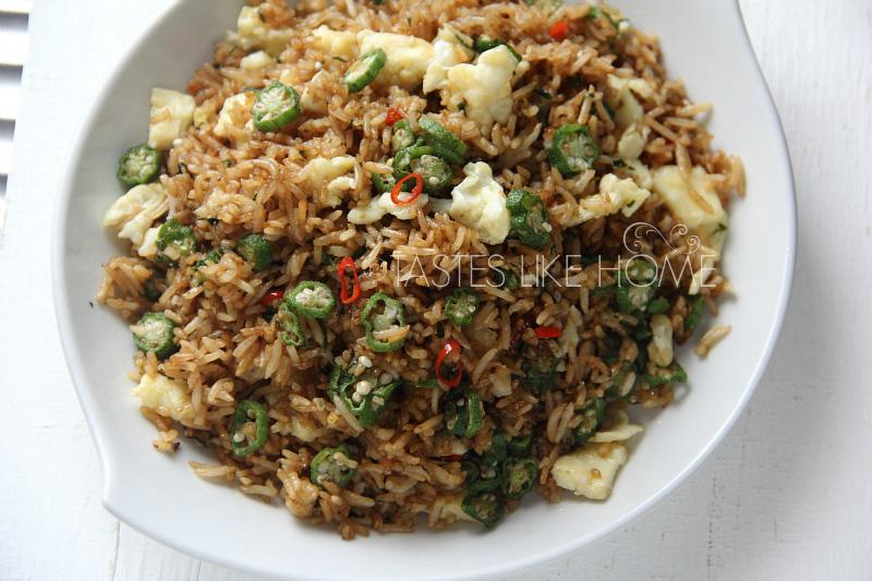 recipe: okra rice pilaf [16]