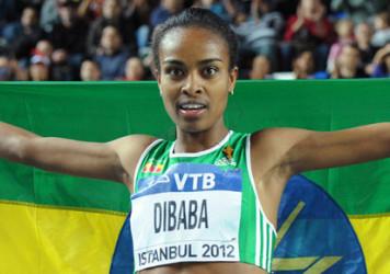 Genzebe Dibaba