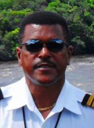 Captain Alvin  Winston Clarke