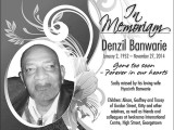 Denzil Banwarie