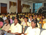 Midwives in attendance at the conference (GINA photo)