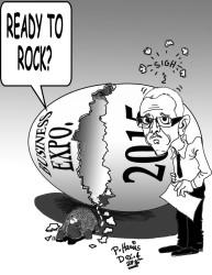 20151204Business Cartoon