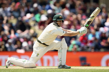 Adam Voges smacked 269 not out