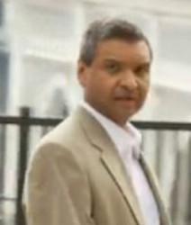 Dr Harry Persaud